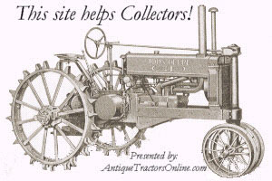 Antique Tractors Online.com Award